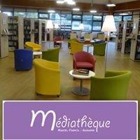 Médiathèque d'Aubagne
