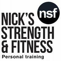Nick's Strength & Fitness