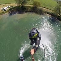 Flyboard sensation