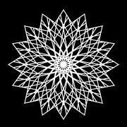 Black karma tattoo