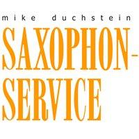 Saxophon-Service