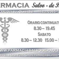 Farmacia Salvo-de Paoli