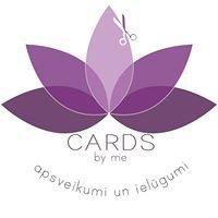 CARDS by me LV - ielūgumi un apsveikumi
