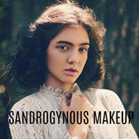 Sandrogynous Makeup