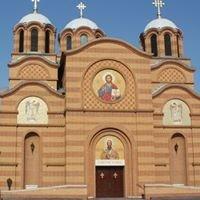 """Saint Sava Serbian Orthodox Church - Српска православна црква """"Свети Сава"""""""