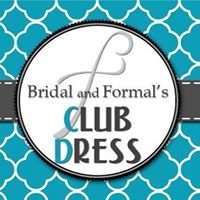 Bridal and Formal's Club Dress