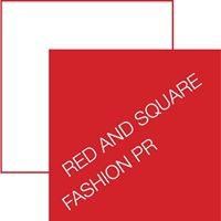 Red and Square Fashion Pr