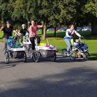 Harriet's Chariots - Family Cycling Solutions