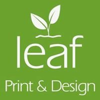 Leaf Print and Design