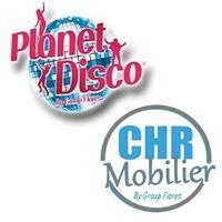 Planet Disco CHR Mobilier