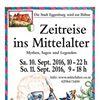 Zeitreise ins Mittelalter Eggenburg