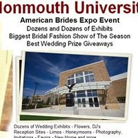American Bridal Show Expo at Monmouth University