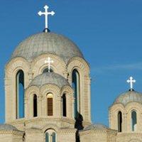 St. Sava Serbian Orthodox Church - Merrillville, Indiana