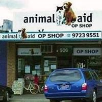 Animal Aid Op Shop