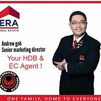Singapore HDB Agent - Andrew goh