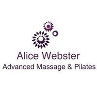 Alice Webster, Advanced Massage and Pilates