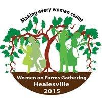 Yarra Ranges Women on Farms Gathering 2015