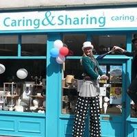 Caring and Sharing Charity Shops