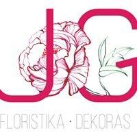 JG Floristika ir dekoras Janinos Gėlės