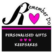 Remember Do - personalised gifts and keepsakes