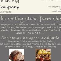 The salting stone farm shop