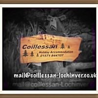 Coillessan Lodge Self-Catering