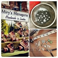 Miry's Menagerie - Handmade unique jewellery