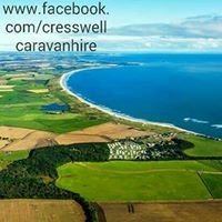 Caravan For Hire - Cresswell Towers