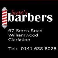 Scott's Barbers