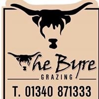 The Byre Grazing