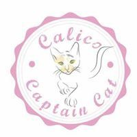 Calico Captain Cat