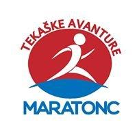 Tekaške avanture Maratonc
