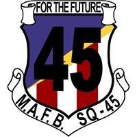 Civil Air Patrol-March Field Composite Squadron 45
