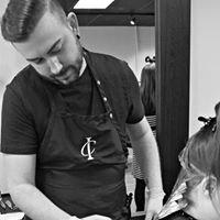 Hairstylist Michael Gainer