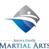 Aurora Family Martial Arts