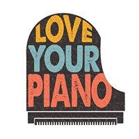 Love Your Piano Studio