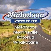 Nicholson United Autos