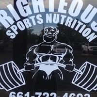 Righteous Sports Nutrition II