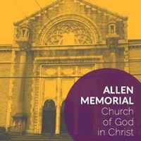 Allen Memorial Church Of God In Christ