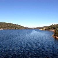 Mundaring Weir Dam