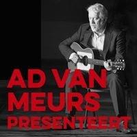 Ad van Meurs presenteert