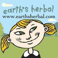 Earth's Herbal Organic Herbs & Teas