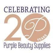 Purple Beauty Supplies