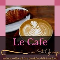Le Cafe on St George