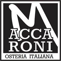 Maccaroni Osteria Italiana