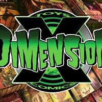 Dimension X Comics, Toys & Collectibles