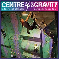 Centre of Gravity, Indoor Rock Climbing & Laser Tag, Port Macquarie
