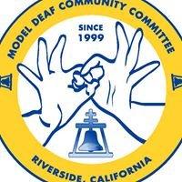 Model Deaf Community