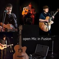Fusion Cafe/Infusion Theatre Live Events