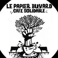 Café Concerts Le Papier Buvard